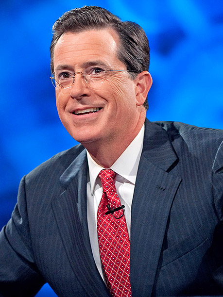 Colbert's onscreen persona started out as a fairly straightforward Bill O'Reilly parody. Ten seasons later, he's become something looser, goofier, and even more idiotically charismatic.…