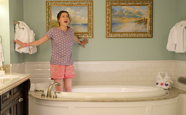 Like Ron Swanson, Eden Sher's Sue Heck made it onto EW's recent list of the 25 Best Characters on TV Right Now. So the star…