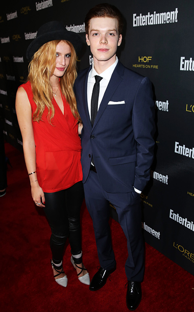 Bella Thorne and Cameron Monaghan