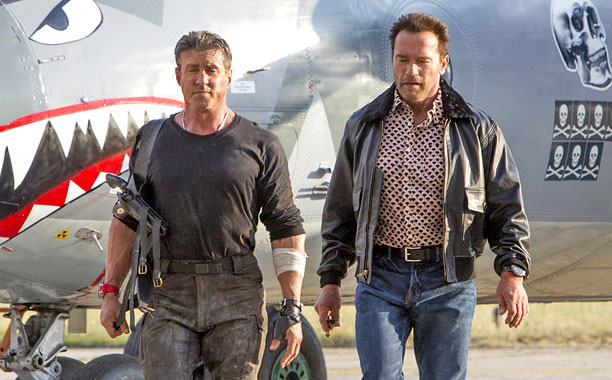 Pack up those machine guns, propellers, and dancing shoes, Hollywood—and please consider the latest Expendables , Planes , and Step Up installments your last.