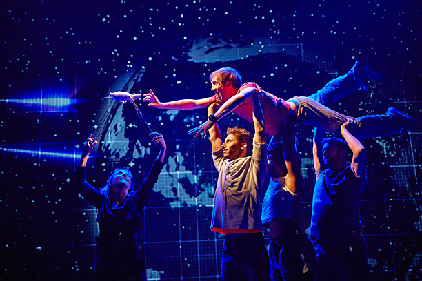 The Curious Incident of the Dog in the Night-Time (Oct. 5)