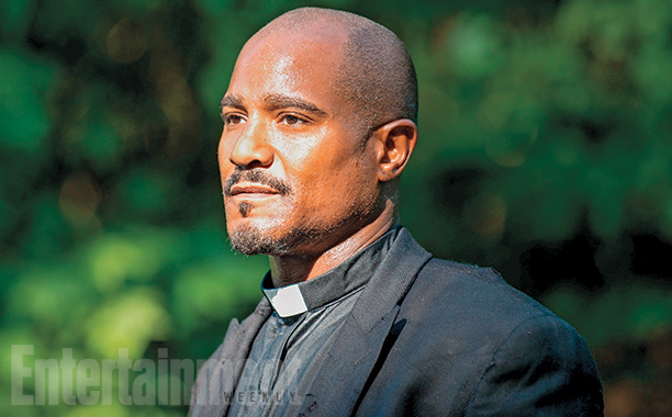 Father Gabriel Stokes (Seth Gilliam)