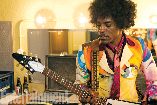 Writer-director John Ridley's biopic of guitar great Jimi Hendrix eschews the typical cradle-to-grave format, focusing on the year leading up to Hendrix's breakout performance at…