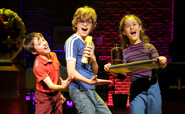 Fun Home Stage Review