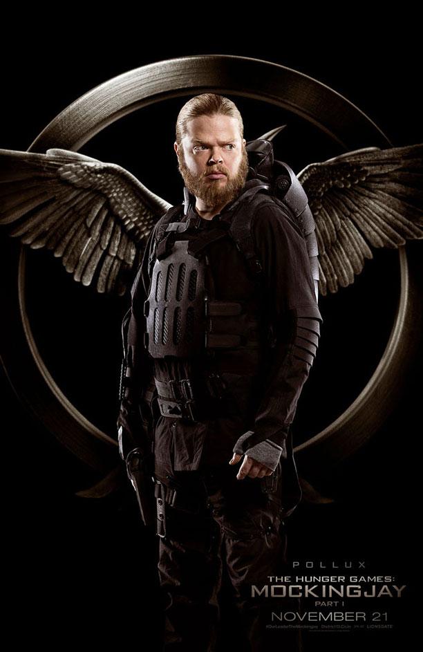 Hunger Games Mockingjay Rebels