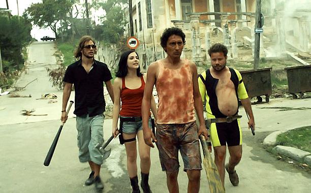 Alexis Díaz de Villegas's libidinous Cuban slacker treats the zombie apocalypse less as the way the world ends than as a way to make a…