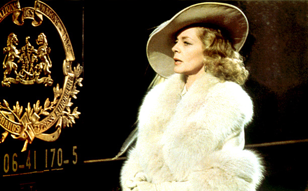 Lauren Bacall | Everyone's having a ball in Sidney Lumet's all-star whodunit, and Bacall has an especially grand time playing the glamorous, oft-widowed Mrs. Hubbard. In her first…