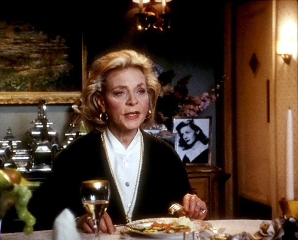 Lauren Bacall | As the overbearing, looks-obsessed mother of Barbra Streisand's Rose, Bacall earned her first Oscar nomination in the supporting category for this powerhouse performance. — Lanford…