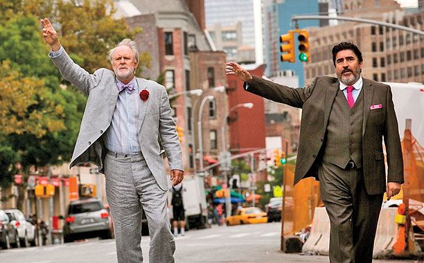 LOVE IS STRANGE John Lithgow and Alfred Molina