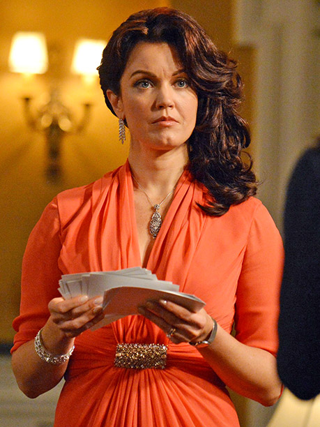 Everyone in this West Wing has an agenda, but Mellie's (Bellamy Young) may be the most intriguing: She hungers for power and love (from the…