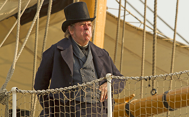 Timothy Spall, Mr. Turner