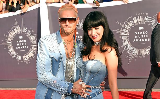Mtv Vmas Riff Raff Katy Perry