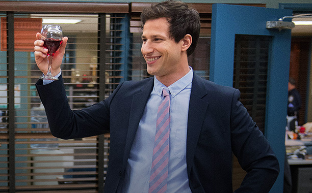 Despite being a driving force behind Fox's new fan favorite and scoring a Golden Globe for playing Det. Jake Peralta, Andy Samberg came up empty…