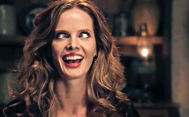 Once Upon A Time Bloopers