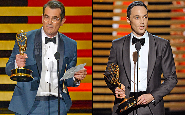 No shade to Ty Burrell and Jim Parsons, but their Comedy wins for Outstanding Supporting Actor and Outstanding Actor, respectively, were inevitable to the point…