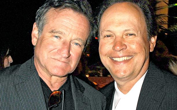 Robin Williams Billy Crystal