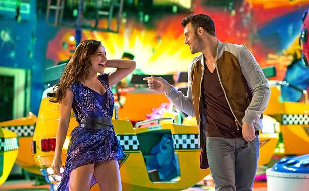 STEP UP ALL IN Briana Evigan and Ryan Guzman