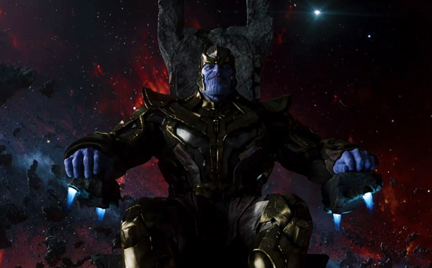 Megafranchise megabad Thanos got his official introduction in Guardians of the Galaxy , two years after his quickie appearance in The Avengers . As played…