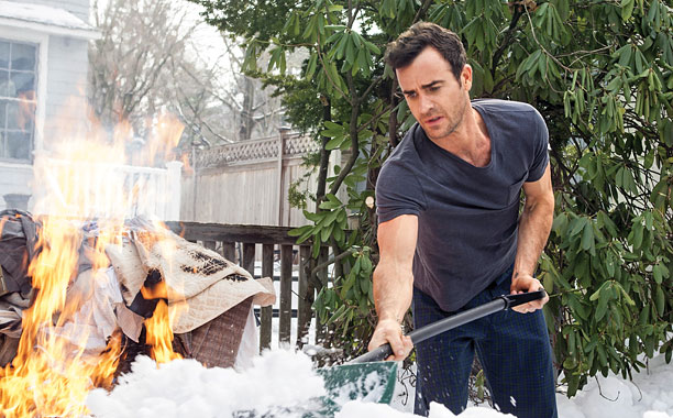 THE LEFTOVERS Justin Theroux
