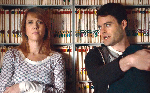 THE SKELETON TWINS Kristen Wiig and Bill Hader