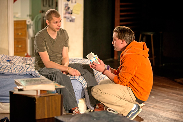 THIS IS OUR YOUTH Michael Cera and Kieran Culkin