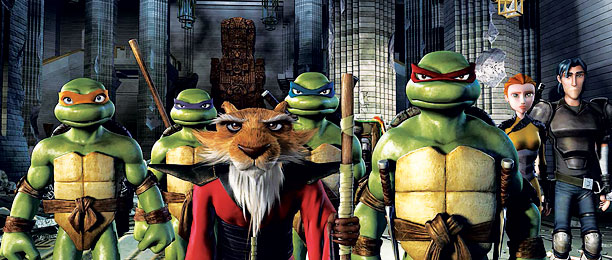 Teenage Mutant Ninja Turtles, Teenage Mutant Ninja Turtles | Megan Fox has long claimed to be a self-described ''nerd'' but unexpectedly upped the ante when it comes to her fan-girl obsession with the Teenage…