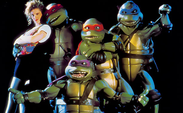 Teenage Mutant Ninja Turtles | More than two decades after 1990's Teenage Mutant Ninja Turtles , which relied mainly on puppetry to bring the foursome to life, the facial-capture technology…