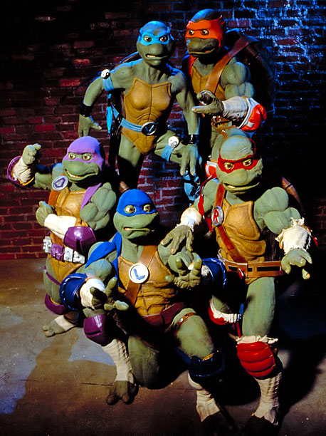 Teenage Mutant Ninja Turtles | Forget the high-tech tools: The turtles have always used ninja weapons, including during their short run in the 1997 live-action TV show Ninja Turtles: The…
