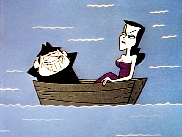 While they never failed to be foiled by Rocky and Bullwinkle, that didn't stop these two Pottsylvanian spies from trying. With thicker-than-borscht accents that always…