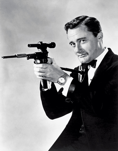 Created by consultant Ian Fleming, Solo (Robert Vaughn) was the small screen's answer to James Bond, a suave counterpart to his stoic partner, Ilya. Stan…