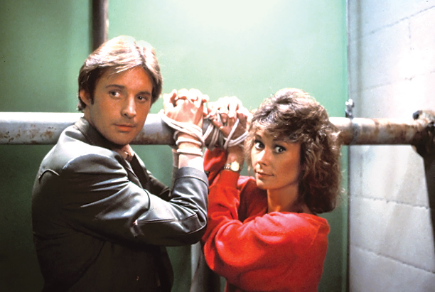 Agency operative Lee Stetson (Bruce Boxleitner) was allegedly the one in charge on most of their missions, but Kate Jackson's Charlie's Angels roots shone through…