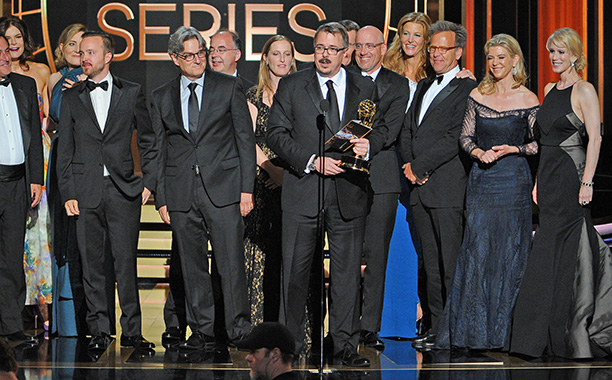 Primetime Emmy Awards 2014 | While Modern Family took its fifth consecutive Emmy for Outstanding Comedy Series, Breaking Bad —which only gained steam at the Emmys in the past few…