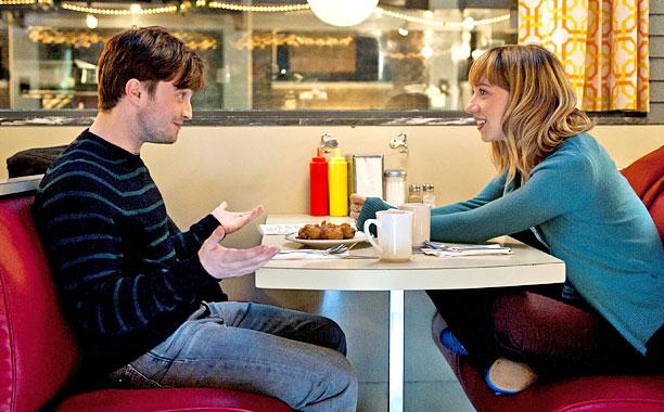 WHAT IF Daniel Radcliffe and Zoe Kazan