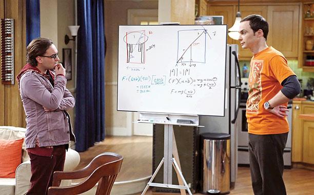 WTW Big Bang Theory