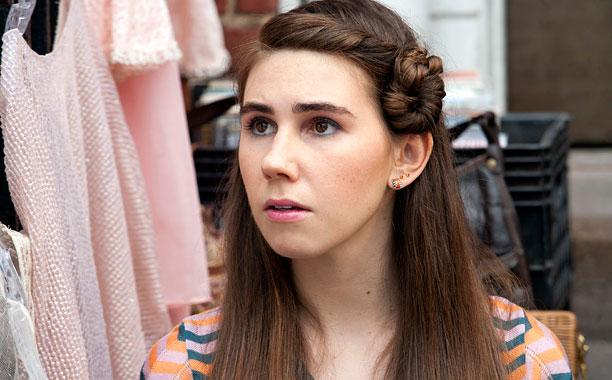 For those who may have thought Zosia Mamet's Shoshanna was only one of the Girls for comic relief, Jessa's sheltered younger cousin proved her critics…