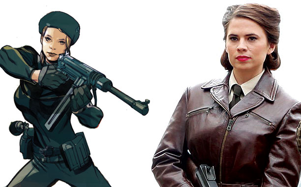 Comics backstory: Peggy (Hayley Atwell) was a WWII freedom fighter before becoming one of Captain America's love interests. TV turn: ''We pick up with her…