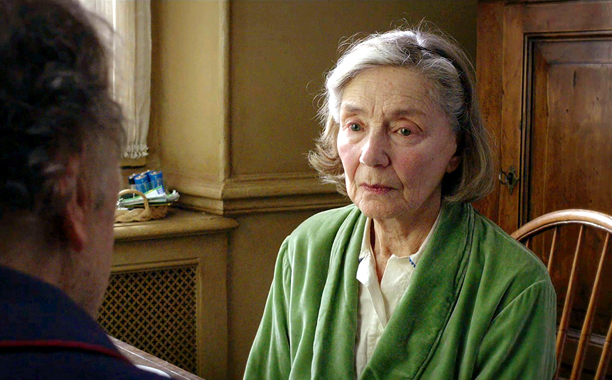 Age: 85 Role: Anne, a proud former piano instructor dwindling into dotage and dependency under the care of her husband, Georges (Jean-Louis Trintignant). Oscar History:…