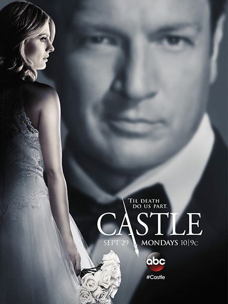 ''Romantic, mysterious, seductive. Castle , the new fragrance by Calvin Klein.'' C+