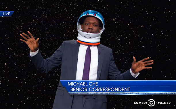 DAILY SHOW MICHAEL CHE