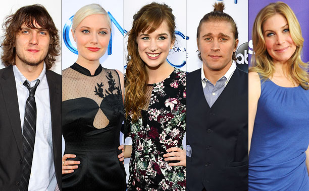 Fall TV 2014 | Scott Michael Foster: The Greek star will play Frozen 's Kristoff, who is on track to marry Elsa's sister Anna until she sets out on…