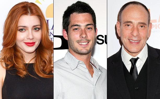 Elena Satine: The Agents of S.H.I.E.L.D. actress plays Louise, the ''slightly unhinged'' daughter of a wealthy Southern family who brings even more trouble to the…