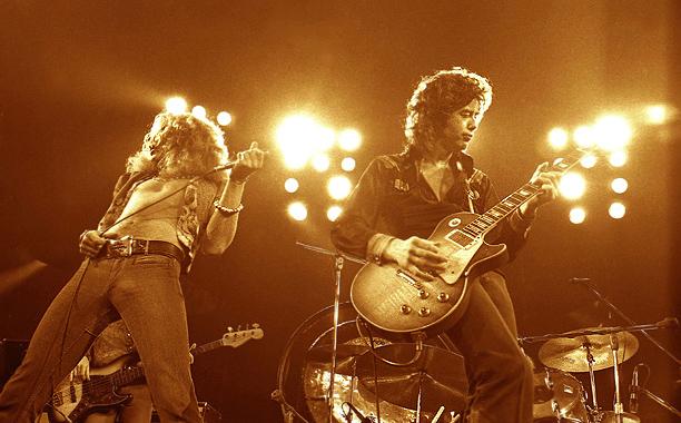 Grammy Never Wons Led Zeppelin
