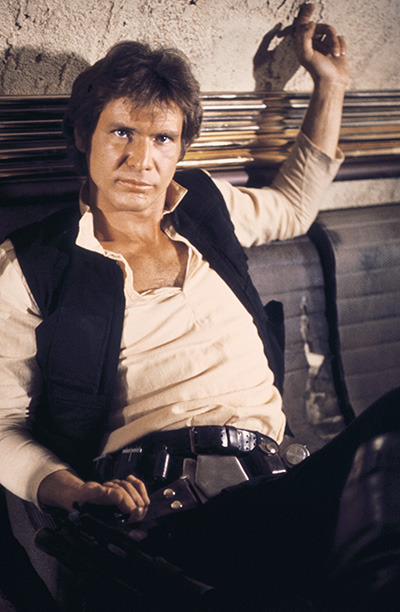 Leia may say she likes nice men, but we all know no one can resist the magnetic attraction of this scoundrel. A cynical smuggler with…