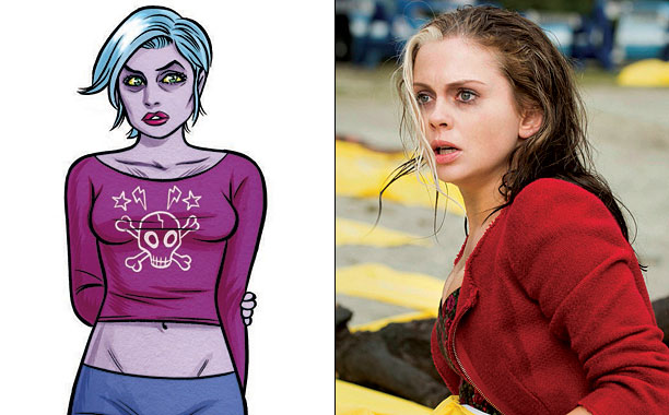 Comics backstory: Grave-digging zombie Gwen Dylan eats brains to maintain a semblance of her humanity. TV turn: After being caught in a zombie attack, former…