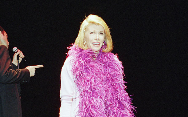 Joan Rivers Broadway