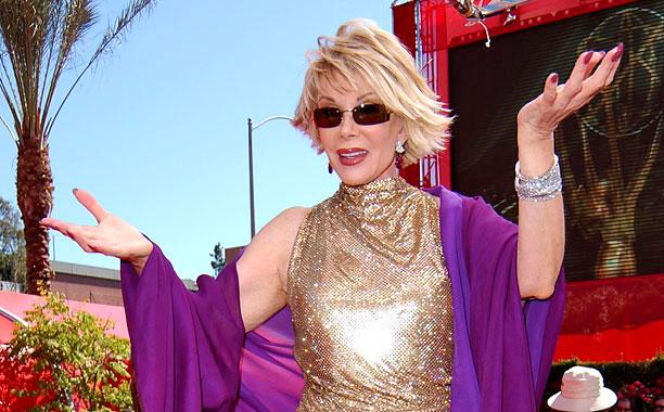 Joan RIvers Red Carpet 02