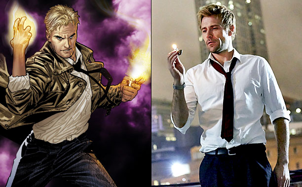 Comics backstory: The con man?turned?occult detective begrudgingly keeps dark forces at bay. TV turn: Constantine is adapted directly from Hellblazer , meaning the pragmatic antihero…