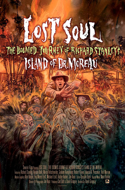 Director David Gregory's gripping account of filmmaker Richard Stanley's attempt to adapt H.G. Wells' classic. With Val Kilmer. And Marlon Brando. In a jungle!
