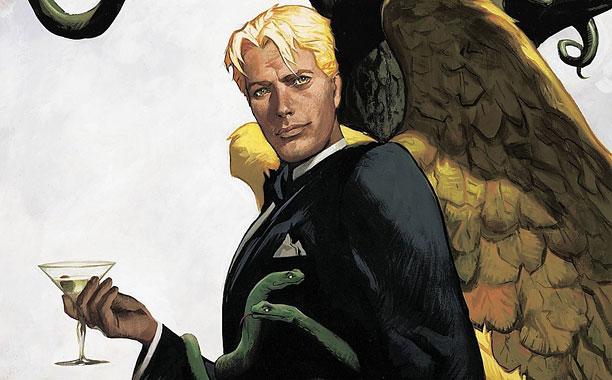 Lucifer Comic