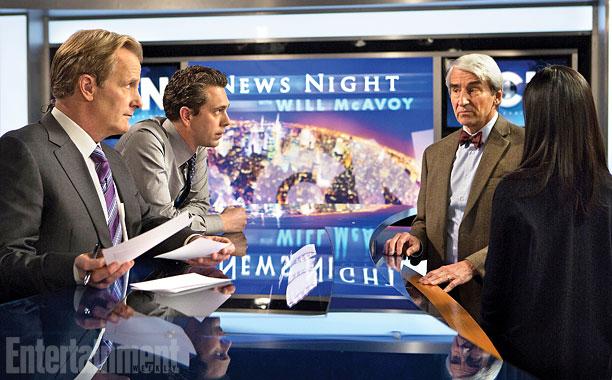 Newsroom Season 3